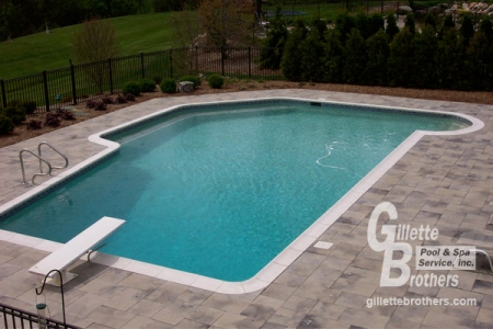 Outdoor Pools Gillette Brothers Pool Amp Spa