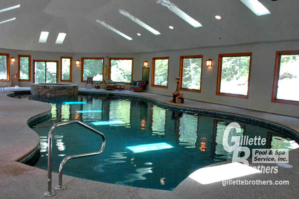 Gillette Brothers Indoor Pools