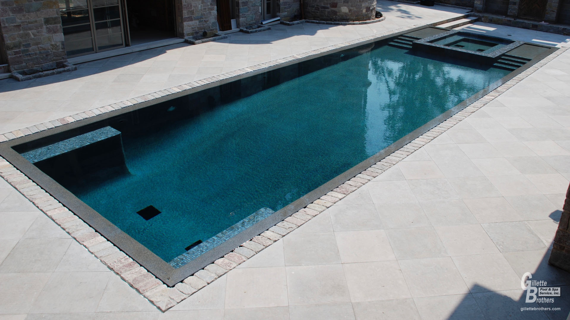Outdoor Pool Construction & Design