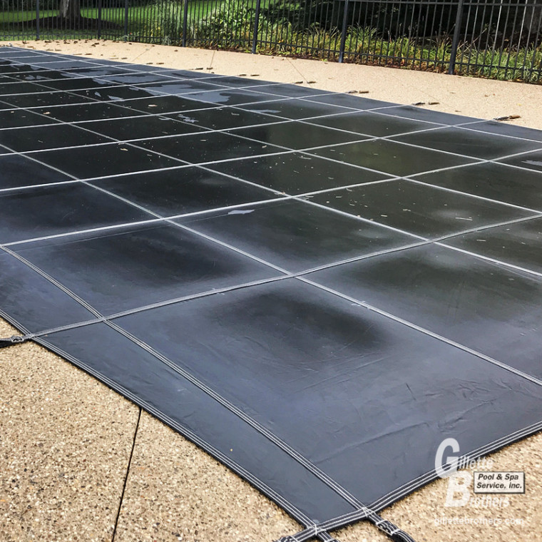 Safety Cover Installation